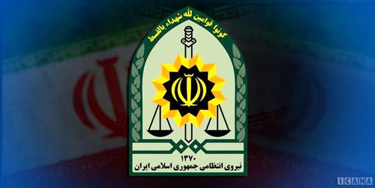 درگیری مسلحانه پلیس با سرنشینان مسلح پژو پارس در ایرانشهر