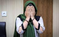 فیلم کتک خوردن دزد زن از طلافروش ! / دزد ناشی دستگیر شد