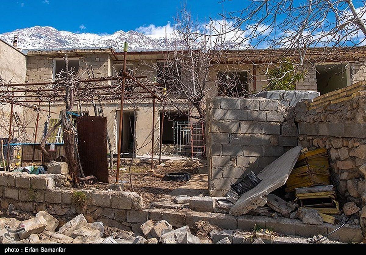 زلزله ۵.۳ ریشتری  مرز عراق و استان کردستان را لرزاند