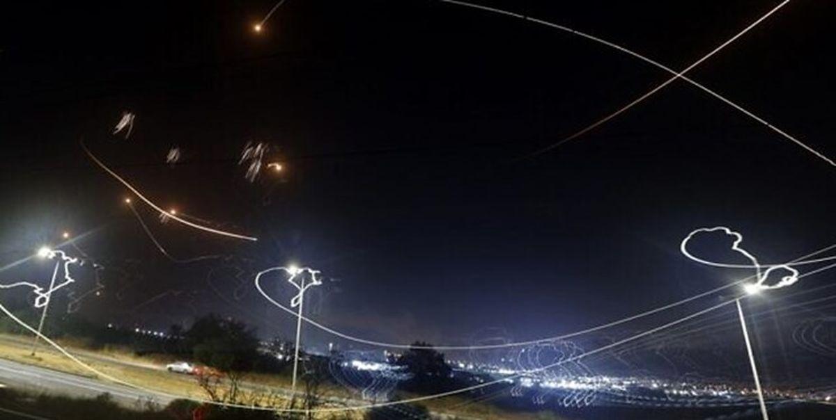 خروج ۱۲۰ پرسنل نظامی آمریکا از فلسطین اشغالی