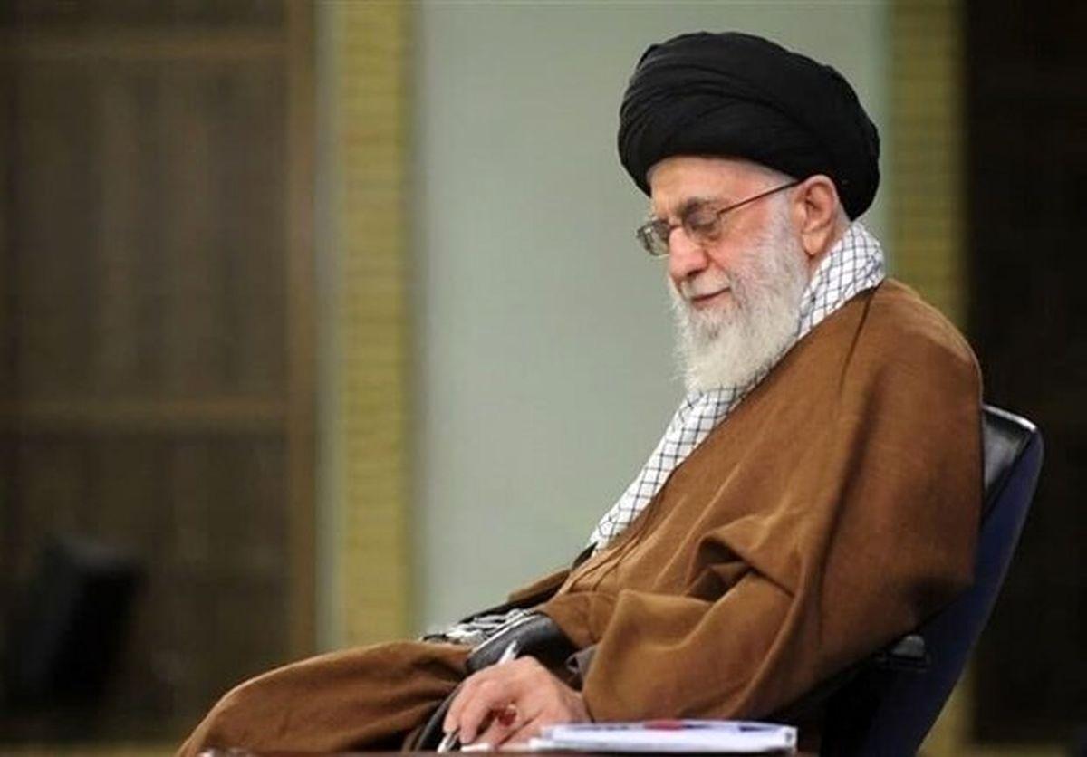 پیام رهبری به مناسبت نخستین سالگرددرگذشت مرحوم اکبرزاده