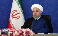 پیام روحانی به مناسبت افتتاح موزه حقوق ایران
