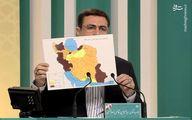 نقشه قاضی زاده از وضعیت بیکاری ایران +عکس