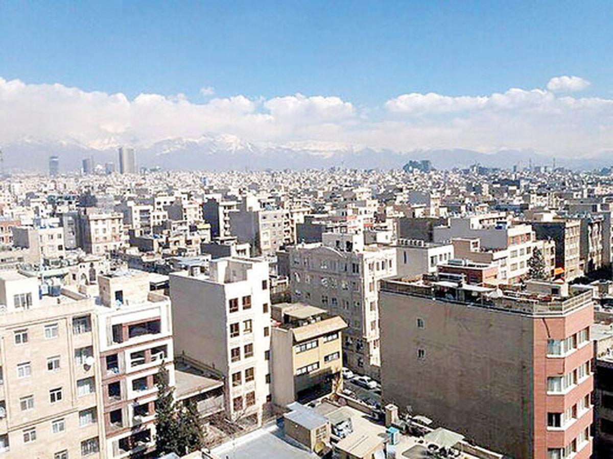 رهن کامل آپارتمان در تهران چند؟