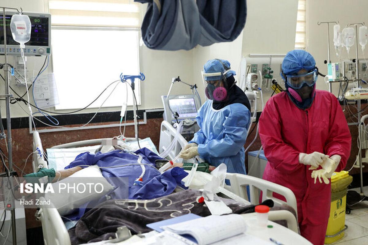 فوتیهای کرونا سه رقمی شد/فوت ۱۱۷ بیمار جدیدکرونایی در کشور