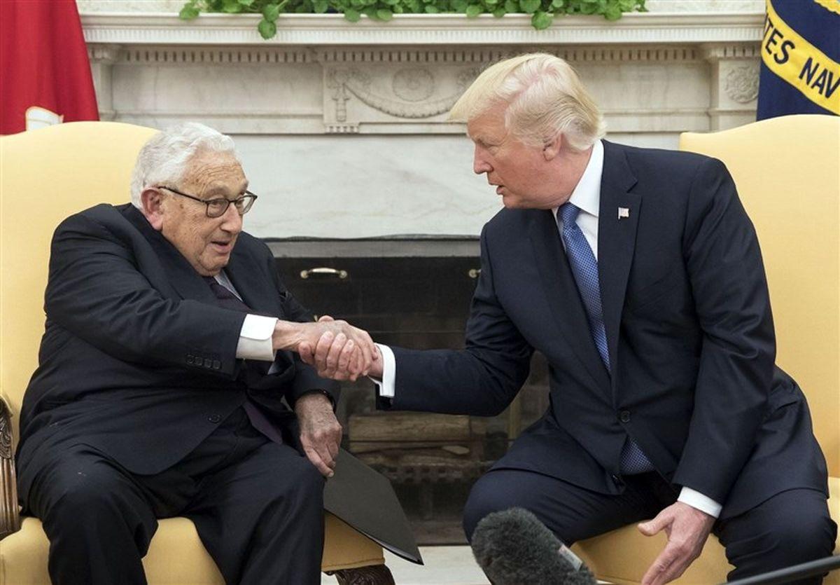 دفاع تمامقد کیسینجر از سیاستهای ترامپ علیه ایران