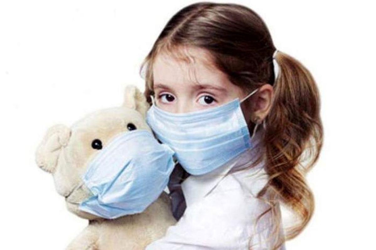 کودکان بالای دو سال باید ماسک بزنند؟