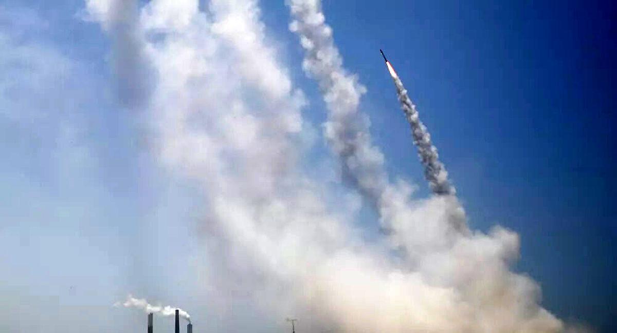 تاکنون ۱۲ هزار موشک به اسرائیل شلیک شد