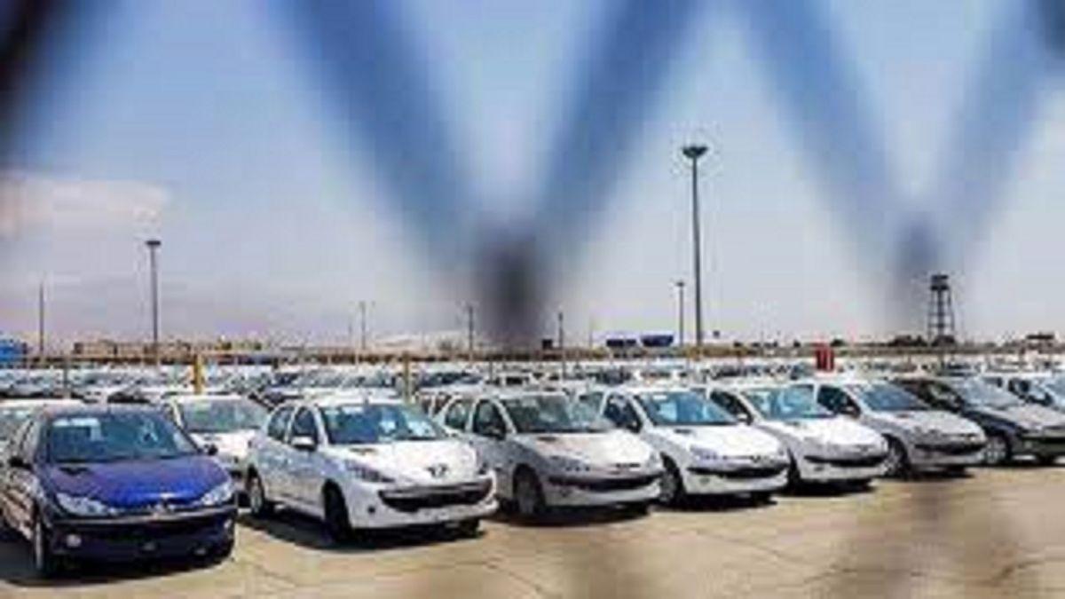 خودروهای مدل 1400چند قیمت خوردند؟