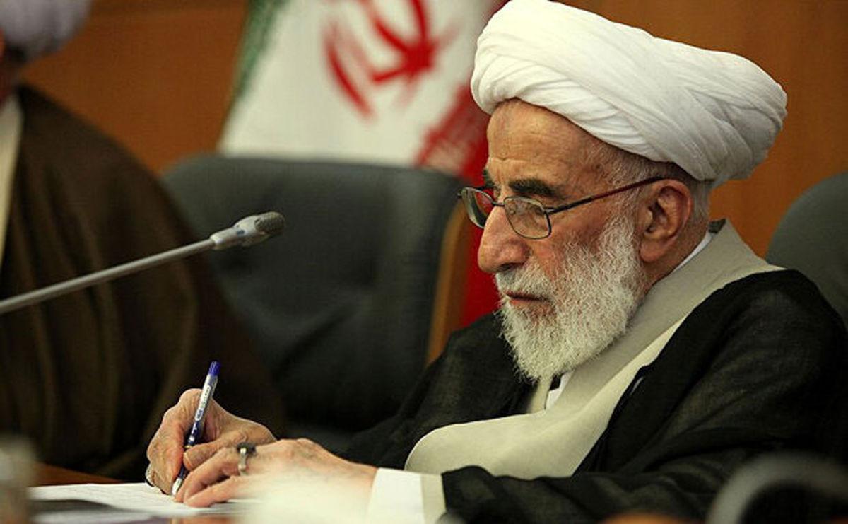 نظر آیتالله جنتی درباره مذاکرات ایران و عربستان