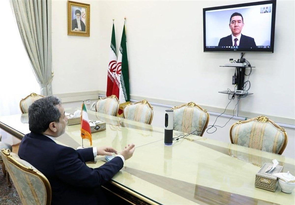 هشدار برجامی عراقچی به دولت بایدن