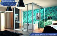 آشنایی با پارتیشن شیشه ای فریم لس : انتخاب دفاتر مدرن