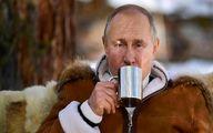 خبر مهم تلویزیون رسمی روسیه درباره پوتین
