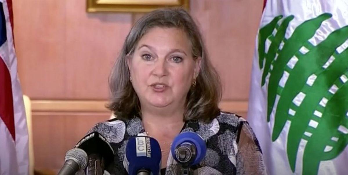 لفاظی مقام آمریکایی در بیروت علیه ایران