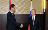 پیام تبریک پوتین و مادورو به اسد