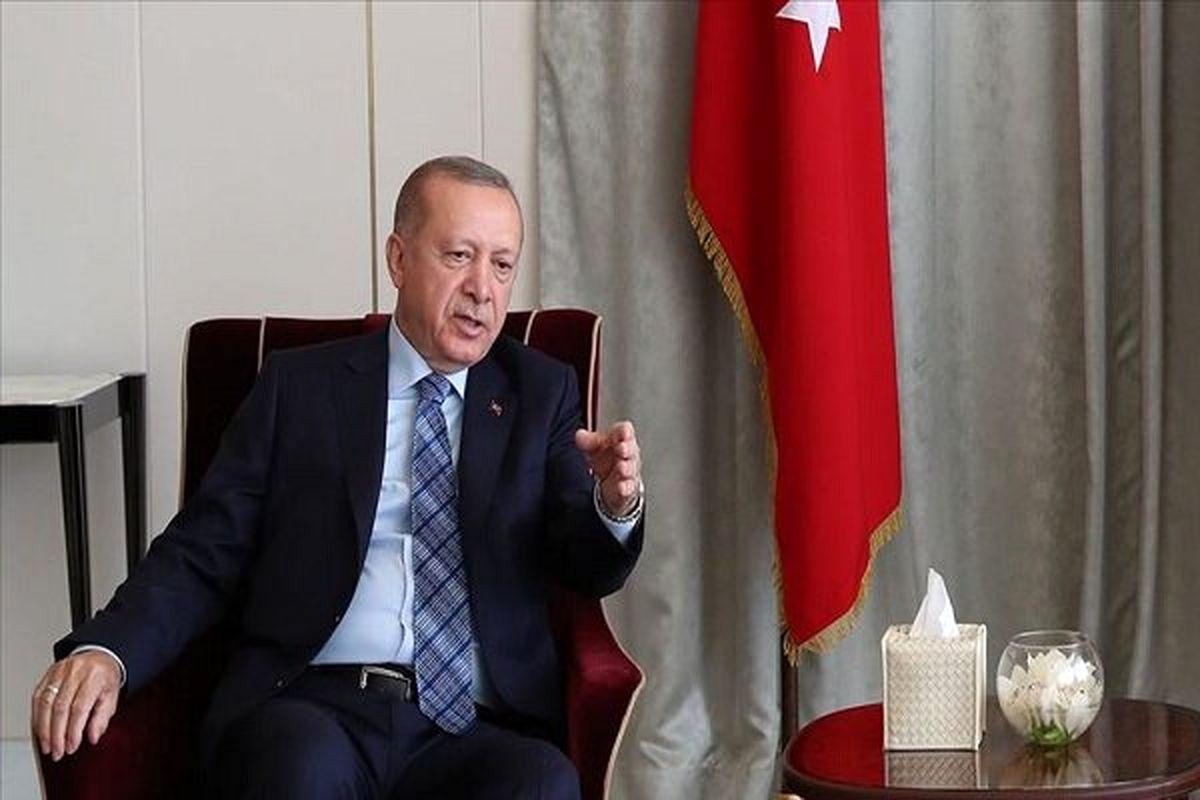 اردوغان آمریکا را به حمایت از پکک متهم کرد