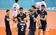 والیبال ایران قهرمان آسیا شد/انتقام با مربی ایرانی
