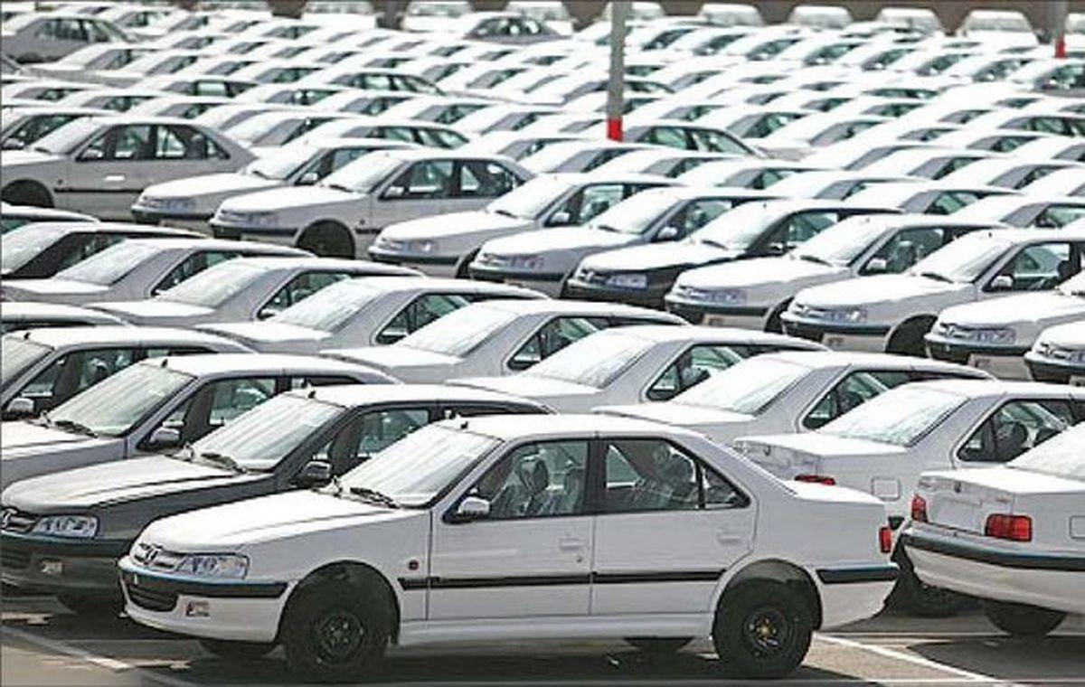 کاهش قطره چکانی قیمت خودروها