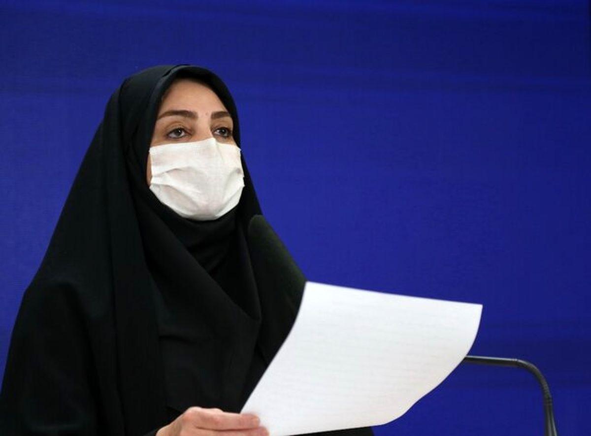 آخرین آمار کرونا در ایران/ فوت ۷۸ بیمار دیگر