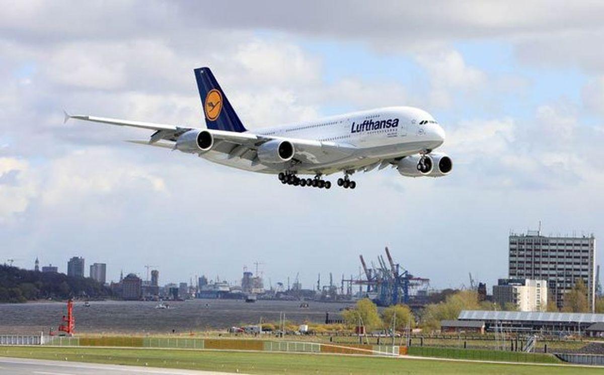 بازگشت دوباره لوفتهانزا  به آسمان ایران
