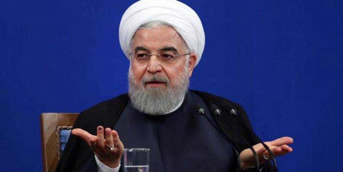 روحانی: برنامه صد روزه برای پایان دولت داریم