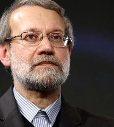 لاریجانی خبر کاندیداتوریاش را قویاً تکذیب کرد