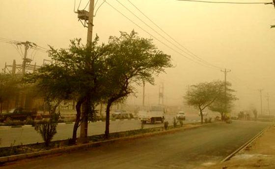 هشدار هواشناسی درباره وزش باد شدید در استان تهران