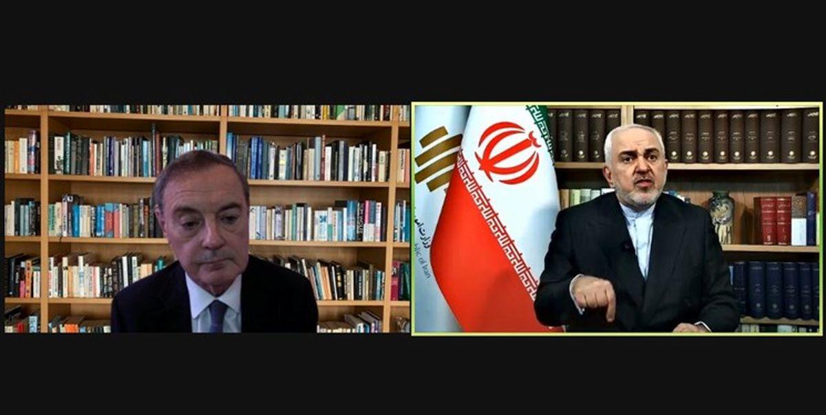 توصیه ظریف به دولت بایدن: سریعتر عمل کنید