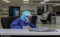 تازه ترین آمار کرونا در کشور/فوت ۳۱۹ بیمار و شناسایی ۲۱۳۱۲ بیمار جدید