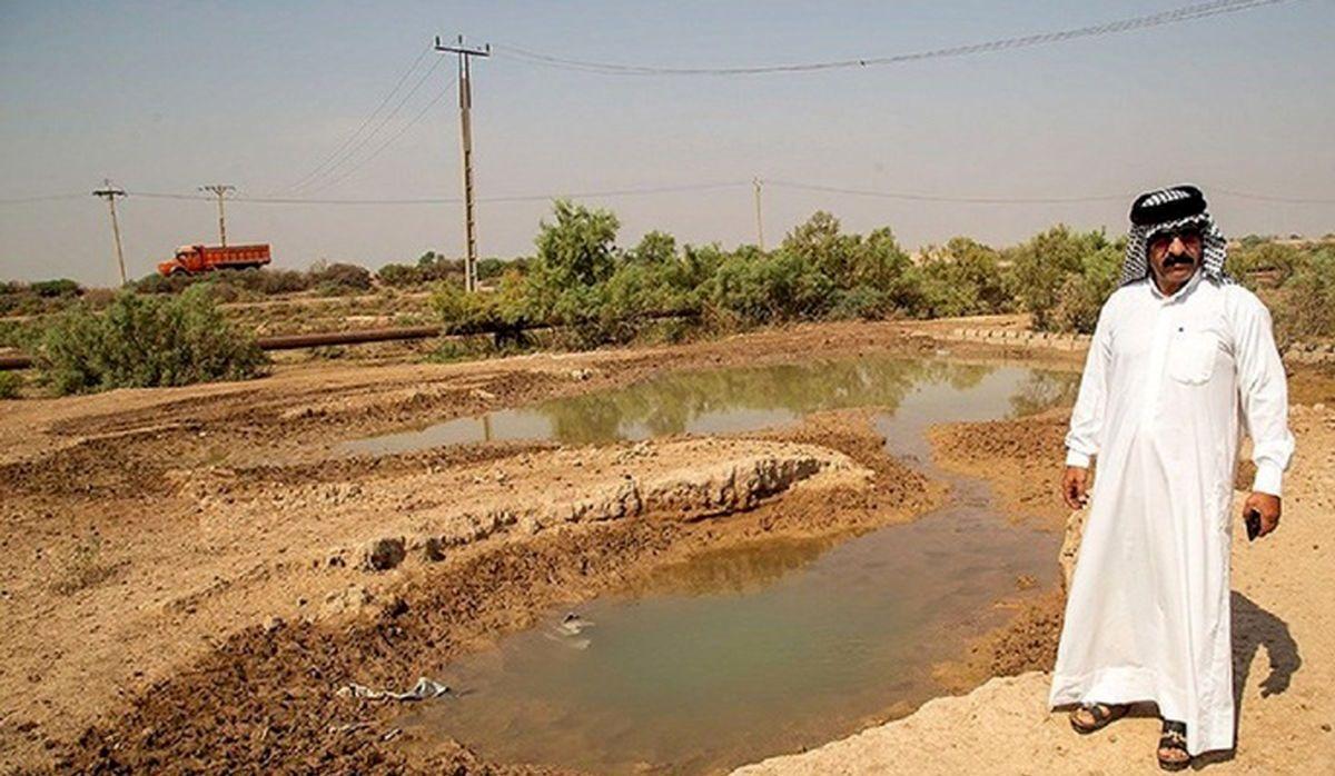دولت روحانی ١۵٠٠میلیارد تومان بودجه آب خوزستان را کجا خرج کرده است؟