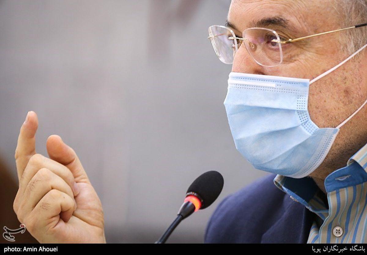 انتقاد وزیر بهداشت از تصمیمات مسئولان و سفرهای نوروزی مردم