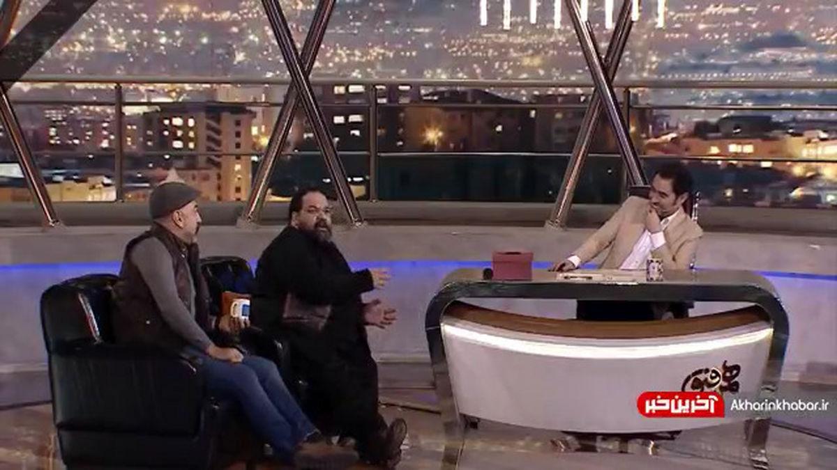 ماجرای جالب ممنوع الکار شدن علی  انصاریان  +فیلم