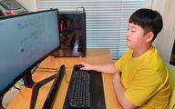 بورس  پسر ۱۲ ساله کره ای را میلیونر کرد! +عکس