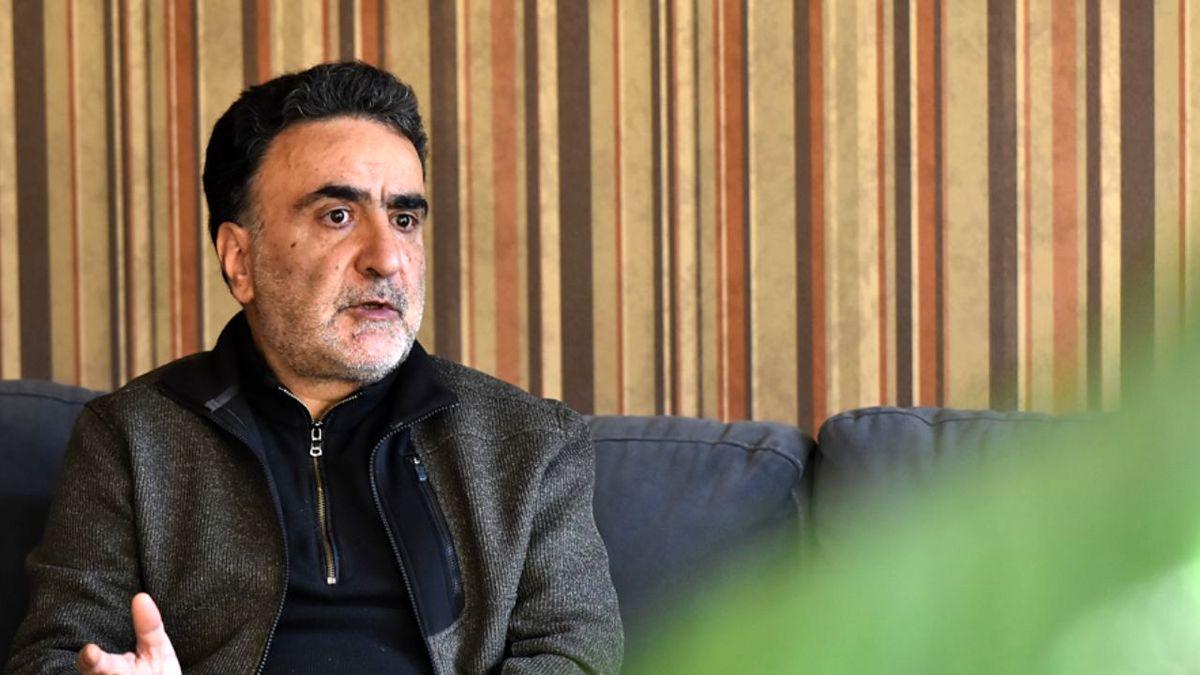 قدیری ابیانه: تاجزاده وارد انتخابات ۱۴۰۰ شد که رد شود