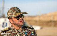 امیر صباحیفرد: چشمان بیدار پدافند هوایی ضامن امنیت آسمان کشور است