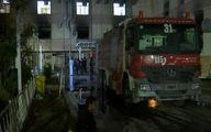 ۲۳ کشته در انفجار در بیمارستان مبتلایان کرونا در بغداد