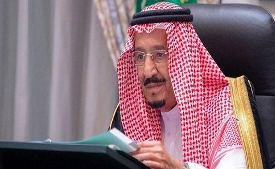 اتهامزنی شاه سعودی به ایران