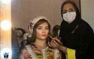 چرا بازیگر زن تُرک به ایران آمد؟ +عکس