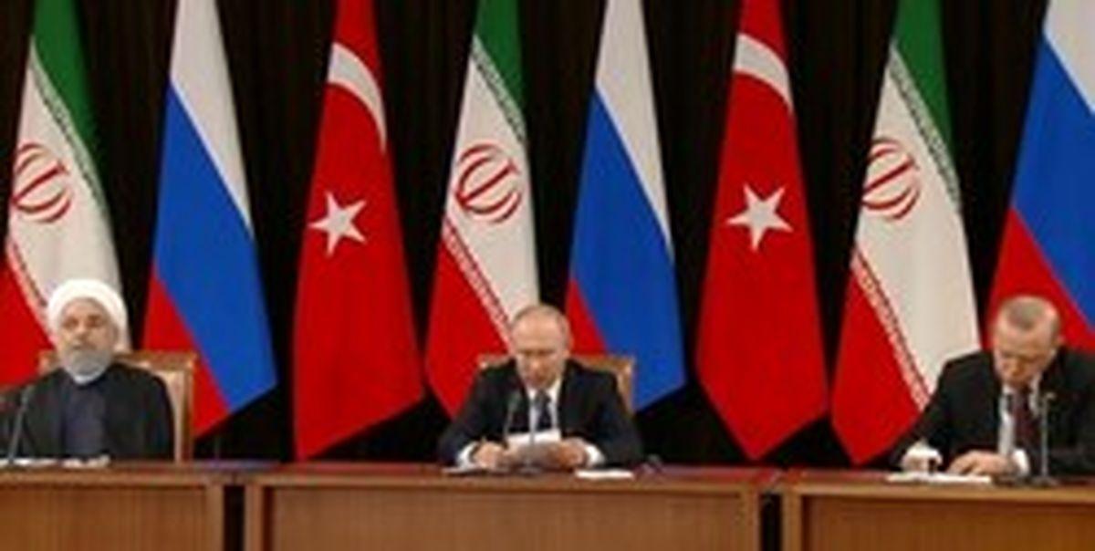 پوتین: مردم سوریه هستند که باید سرنوشت کشورشان را تعیین کنند
