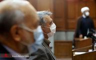تصاویر: اولین جلسه رسیدگی به اتهامات پوری حسینی