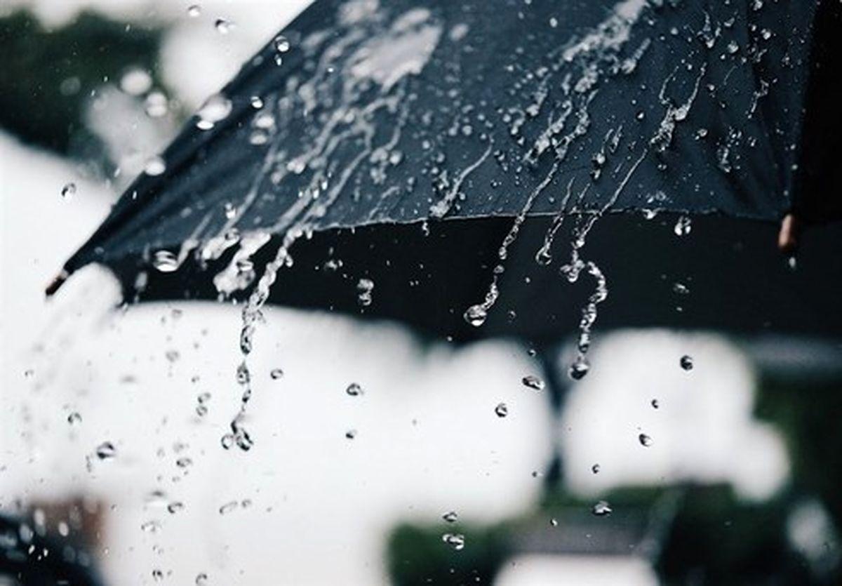 پیش بینی باران ۳ روزه در برخی استانها