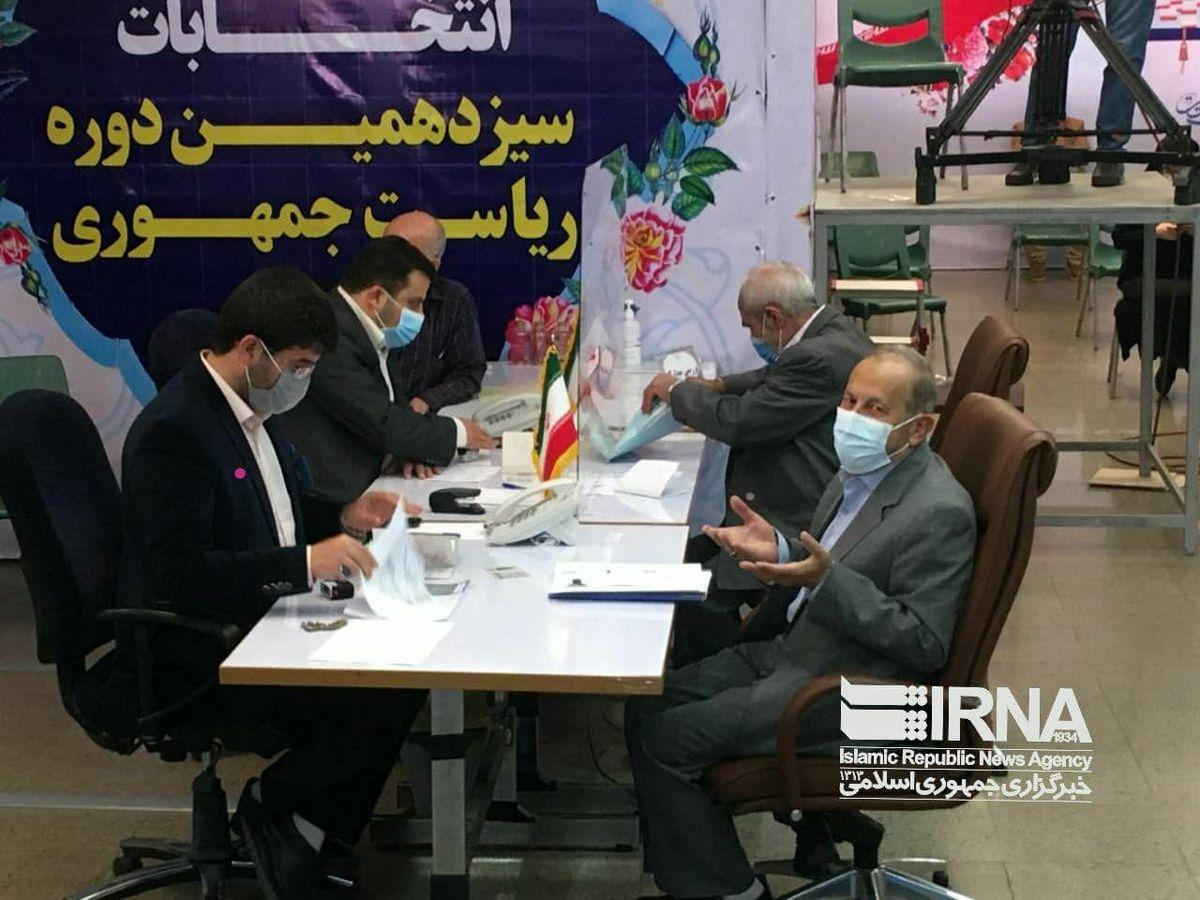 فرمانده اسبق بسیج در انتخابات ثبتنام کرد +فیلم