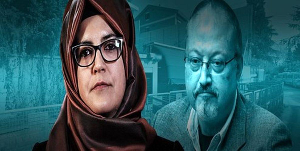 نامزد خاشقچی رسما از ولیعهد سعودی شکایت کرد