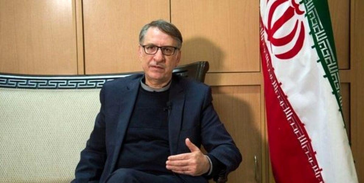 آمادگی ایران برای ارسال جعبههای سیاه هواپیمای اوکراینی +فیلم