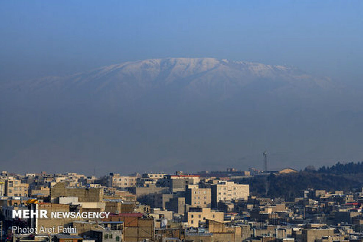 پیش بینی وضعیت آلودگی هوا در تهران تا پایان هفته