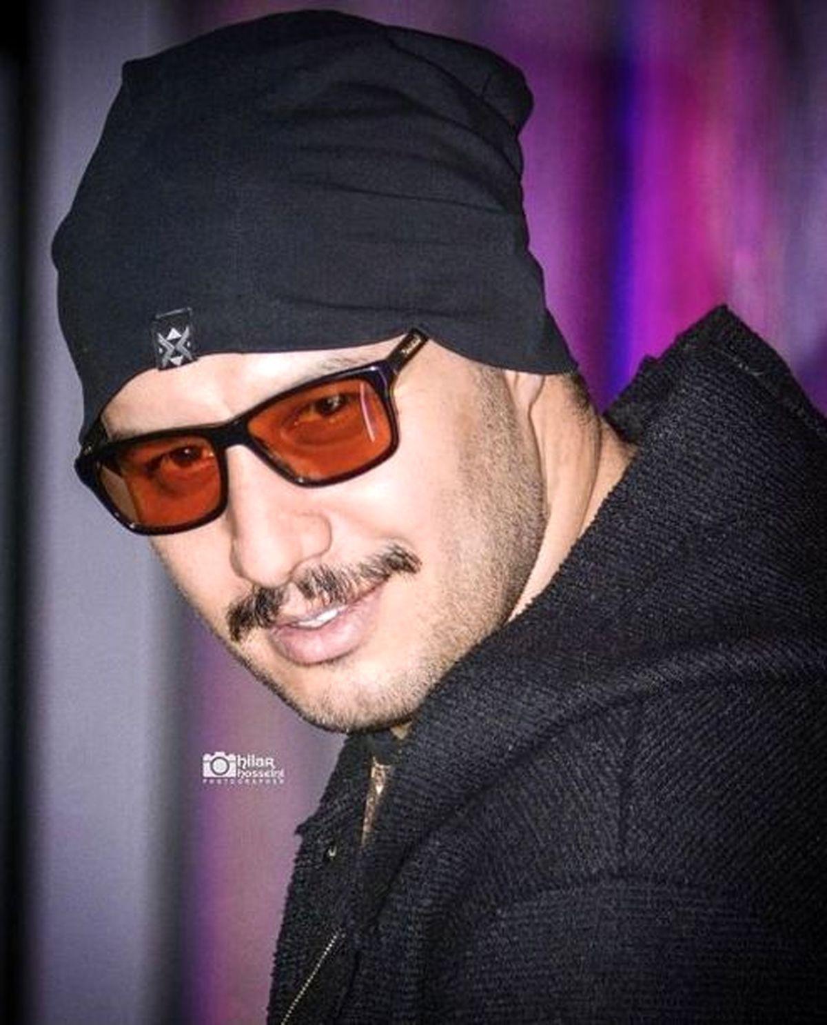 ظاهر جدید و عجیب جواد عزتی +عکس