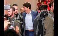 عکس: جلیقه ضد گلوله نخست وزیر کانادا خبرساز شد!