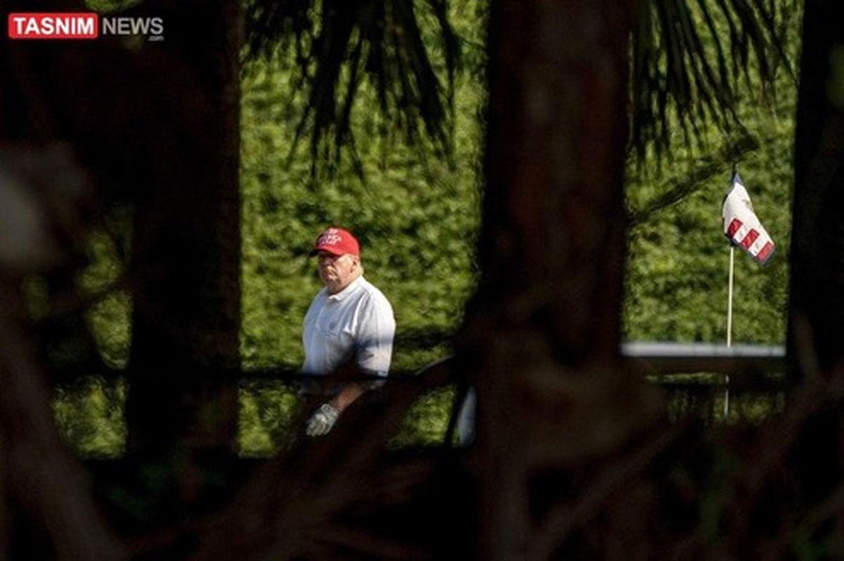 ترامپ: شکست در انتخابات را نمیپذیرم