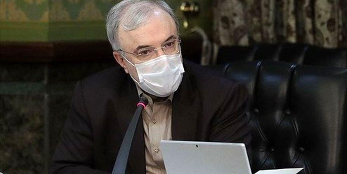 وزیر بهداشت: مقاومتم در برابر واردات دارو ترکش داشت
