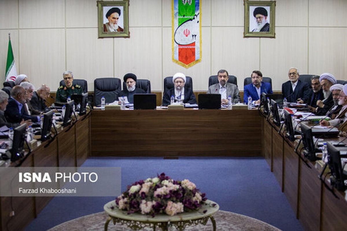 در جلسه عصر مجمع تشخیص مصلحت نظام چه گذشت؟